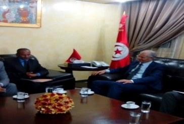 التعاون التونسي الموريتاني في مجال التكوين المهني والتشغيل