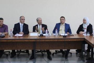 رئيس مجلس نواب الشعب يشرف على تركيز بقية مكاتب اللجان التشريعية
