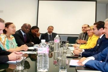 نائبة رئيس البنك الافريقي للتنمية: …ملتزمون بالوقوف إلى جانب تونس