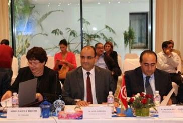 افتتاح الجلسة العامة لجمعية الناقلين الجويين الفرنكوفونيين في دورتها 123
