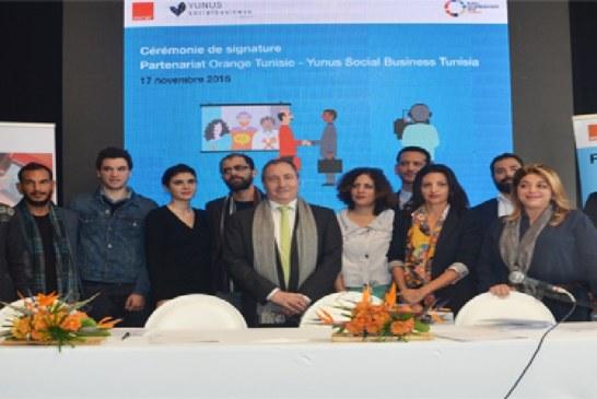 الأسبوع العالمي لبعث المشاريع : شراكة هادفة بين أورنج تونس ومؤسسة يونس للأعمال الاجتماعية بتونس – Yunus Social Business لدعم وتشجيع المشاريع الإجتماعية التكنولوجية المبتكرة