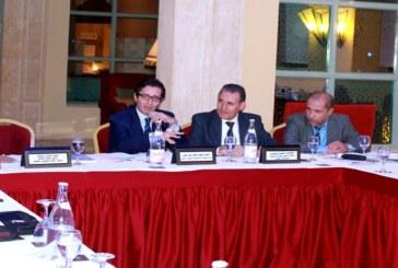 محمد الفاضل عبد الكافي يشرف على ورشة خصصت لموضوع النمو الاقتصادي والتنمية الجهوية