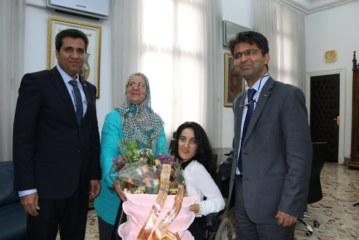 وزارة التكنولوجيا: تعين لبنى صميدة سفيرة التكنولوجيا لمشروع تونس الذكية