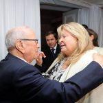 رئيس الجمهورية يقدم واجب العزاء لعائلة الفقيد محمد المصمودي