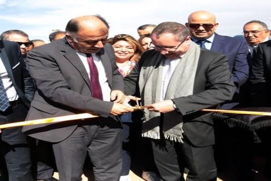 أورنج تدشين القرية الثانية في ولاية القصرين بعد قرية بئر صالح في صفاقس