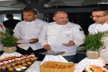 """فريق تونس في كأس العالم للمرطبات يستقبل وسائل الإعلام في إطار حفل تذوّق مخصص للصحافة في مطعم """"The Cliff"""""""