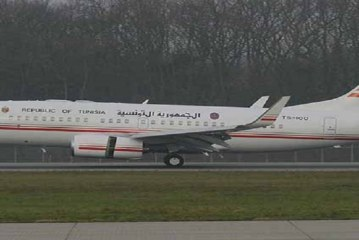 الخطوط التونسية تتمكّن من بيع الطائرة الرئاسية A340 بـ 181 مليون دينار
