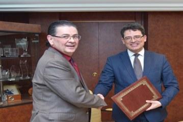 إمضاء اتفاقية شراكة بين البريد التونسي و المركز المالي لأصحاب المشاريع-تونس