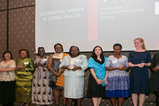 جنرال إلكتريك للرعاية الصحية ومنظمة نساء في مجال الصحة العالمية تعلنان عن الدورة الأولى لجوائز بطلات الصحة السنوية