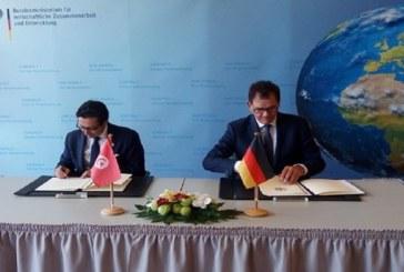 محمد الفاضل عبد الكافي في مؤتمر مجموعة العشرين G20 حول الشراكة مع إفريقيا