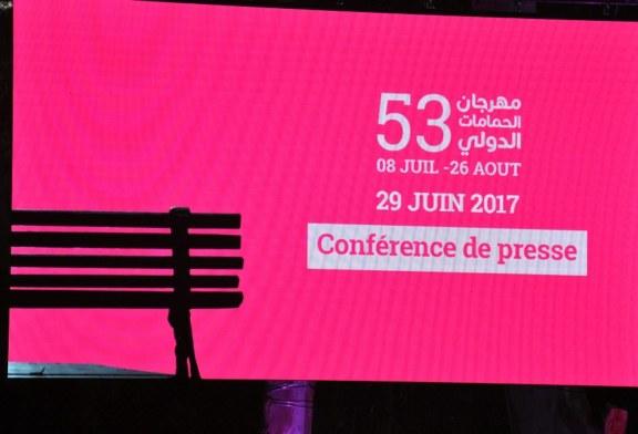 ميزانية بحوالي مليون و650 ألف دينار لأكثر من 40 عرض في الدورة 53 لمهرجان الحمامات الدولي