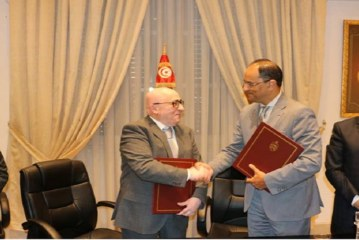 اتفاقية شراكة بين وزارة التربية ومجموعة بولينا القابضة بمساهمة تكنولوجية من  اتصالات تونس