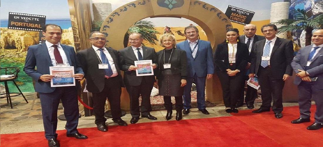 الخطوط التونسية تشارك في الصالون الدولي للسياحة والسفر  من 21 إلى 23 أكتوبر 2017 بمونتريال