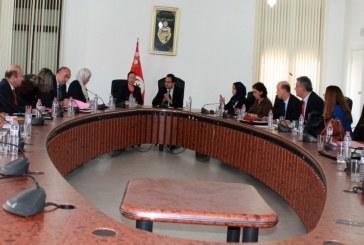 زياد العذاري يتابع تقدم الاستعدادات الخاصة بالاجتماعات السنوية لمجموعة البنك الإسلامي للتنمية