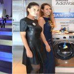 سامسونغ تونس تجددّ أسلوبها وتطلق آلة الغسيل Samsung AddWash