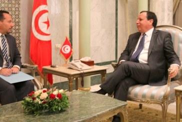العلاقات الثنائية والقضايا ذات الاهتمام المشترك محور لقاء وزير الخارجية بسفير الولايات المتحدة في تونس