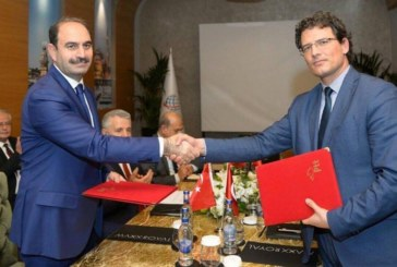 إمضاء إتفاقية لتدعيم مجالات الشراكة بين البريد التونسي وبريد تركيا