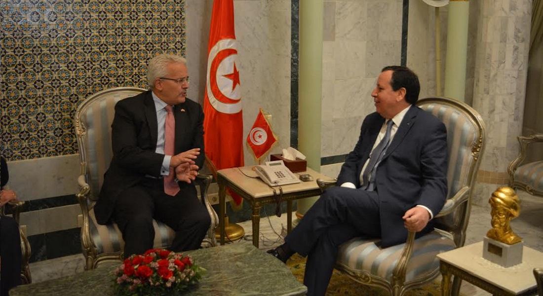 العلاقات التونسية الإسبانية محور لقاء وزير الخارجية بكاتب الدولة الإسباني للخارجية