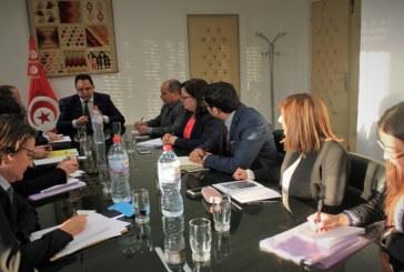 زياد العذاري يبحث مع رئيس مفوضية المجموعة الاقتصادية لدول غرب إفريقيا فرص وآفاق التعاون الاقتصادي و يلتقي بمدير القسم الاقتصادي بمنظمة التعاون والتنمية الاقتصادية (OCDE)
