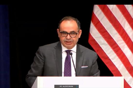 واشنطن :  كرشيد يحث المجتمع الدولي إلى دعم تونس في استعادة أموالها المهربة