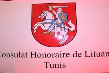 تدشين قنصلية شرفية لجمهورية ليتوانيا بتونس