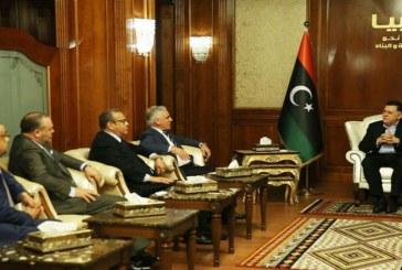 سمير ماجول في طرابلس : اتفاق شراكة بين اتحادي الاعراف التونسي والليبي من اجل دفع نسق التصدير والاستثمار