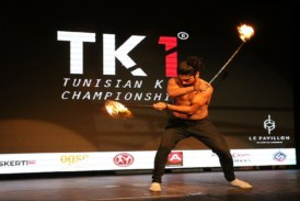 احتضن فضاء Le Pavillonبقمرت ليلة أمس السبت منافسات TK1 للكيك بوكسينغ