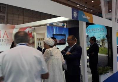 تشارك تونس في الدورة العاشرة للمعرض المتوسطي المختص في سياحة الرحلات البحرية المنتظم بمدينة لشبونة بالبرتغال يومي 19 و 20 سبتمبر10