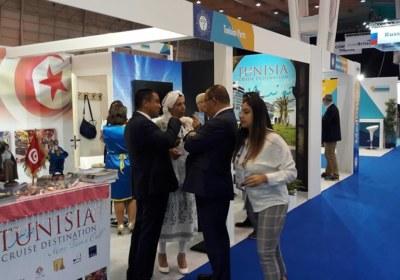 تشارك تونس في الدورة العاشرة للمعرض المتوسطي المختص في سياحة الرحلات البحرية المنتظم بمدينة لشبونة بالبرتغال يومي 19 و 20 سبتمبر3