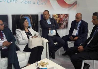 تشارك تونس في الدورة العاشرة للمعرض المتوسطي المختص في سياحة الرحلات البحرية المنتظم بمدينة لشبونة بالبرتغال يومي 19 و 20 سبتمبر4