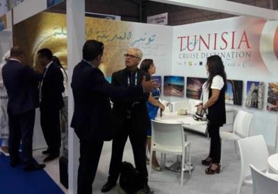 تشارك تونس في الدورة العاشرة للمعرض المتوسطي المختص في سياحة الرحلات البحرية المنتظم بمدينة لشبونة بالبرتغال يومي 19 و 20 سبتمبر7