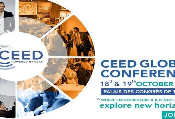 """ندوة  CEED الدولية حول : """" الابتكار  والطريق إلى النجاح"""