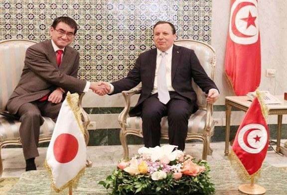في جلسة مشتركة بين وزير الشؤون الخارجية ونظيره الياباني: آفاق واعدة أمام التعاون بين البلدين في مختلف المجالات