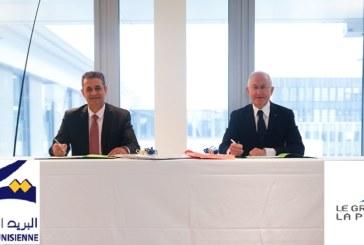إمضاء إتفاقية شراكة بين البريد التونسي ومجمع بريد فرنسا