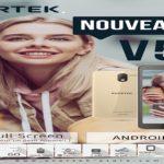 إيفارتاك تطلق في السوق هاتفها الذكيّ الجديد  الجوهرة V5
