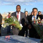 البريد التونسي يضع حجر الأساس لبناء مسطحة طرود التجارة الالكترونية Ecom@Africa بمطار تونس قرطاج الدولي
