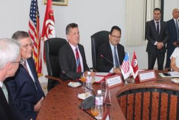 1000 مليون دينار هبة، من الولايات المتحدة الأمريكية لدعم المبادرة الخاصة ومسار الانتقال الديمقراطي في تونس