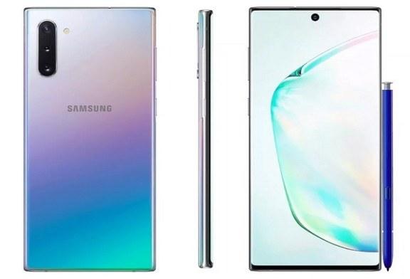 5 ميزات يجب معرفتها في شاشة العرض الديناميكية في هاتف Galaxy Note10