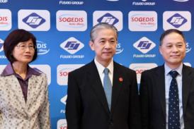 الشركة العامة للتوزيع-SOGEDIS تمضي اتفاقية شراكة مع شركة FUYAO لتوزيع منتجاتها في تونس