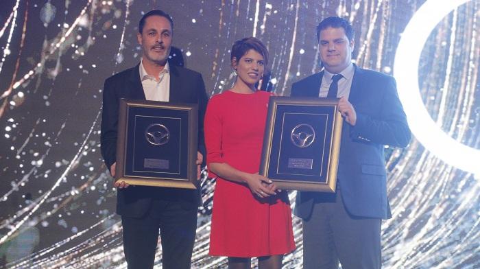 """قائمة الفائزين بجوائز """" Les Volants d'Or """" لعام 2019"""