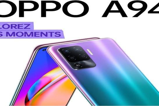 OPPO تطلق هاتفها الذكيّ الجديد A94 في تونس